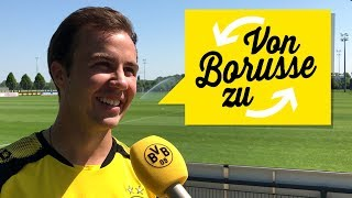 Your 09 Questions for Mario Götze |