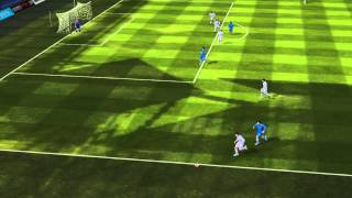 FIFA 14 iPhone/iPad - Razz FC vs. Real Madrid