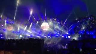 David Guetta - She Wolf (Falling To Pieces) ft. Sia Live @ Tomorrowland 2014 (Weekend 1)