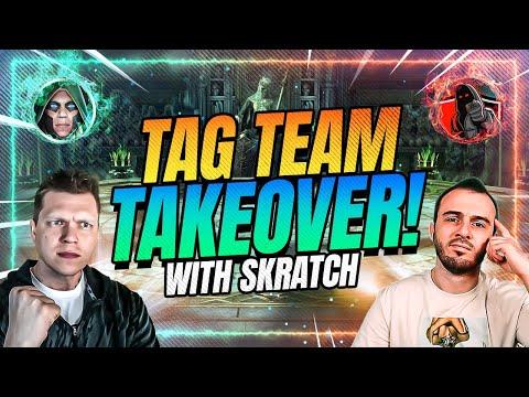 ⚔️Skratch Takes-Over ChoseN's Arena Teams! | RAID Shadow Legends