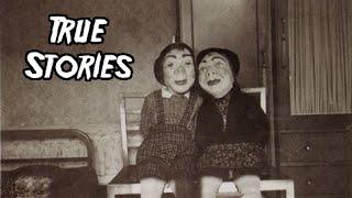 4 Nightmarish TRUE Scary Stories