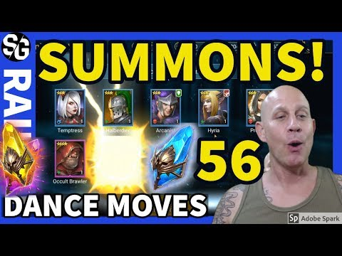 [RAID SHADOW LEGENDS] MEGA EXCITING SUMMONS!