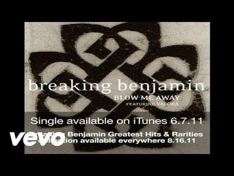 breaking-benjamin-blow-me-away-audio-breakingbenjaminvevo