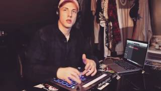 M-Audio Trigger Finger  Pro Live Performance Freestyle Finger Drumming