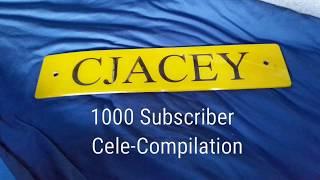 1000 Subscriber Cele-Compilation