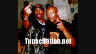 2Pac - Ambitionz Az A Ridah (Official Instrumental)