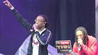 Migos - T-shirt - 2017 Boston Calling