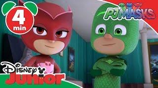 PJ Masks | Singing Night Ninja | Disney Junior UK