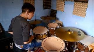 This Is Living - Hillsong Young and Free - Drum Cover by Sergio Cordoba
