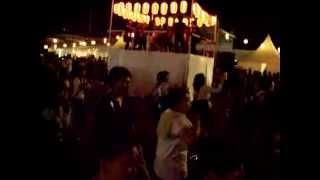 "Bon-Odori 2 ""Odoru Ponpokorin"" at Indonesia Japan Expo 2008."