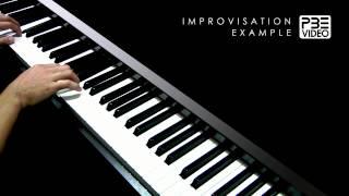 Fly me to the Moon | Frank Sinatra | PBE Piano Improvisation Example