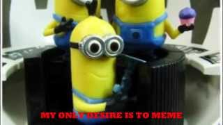 Minions AMV - **~Mellow Yellow~** (NIGHTCORE)