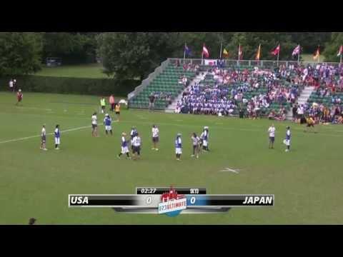 Video Thumbnail: 2015 World U-23 Championships, Women's Gold Medal Game: USA vs. Japan