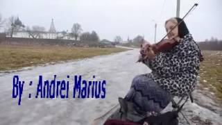 O melodie de suflet :( cantată de o batranica DOINĂ vioară 2019 crestină