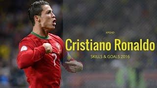 Cristiano Ronaldo ● Wien ● Skills & Goals 2016 HD