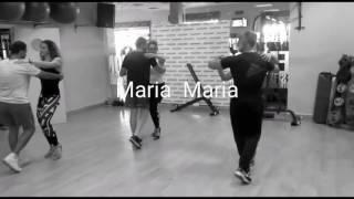 Maria Maria (Carlos Santana). Salsa.