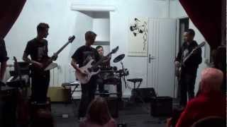Paint It Black - The Rolling Stones / The Randy's (Band Cover LIVE)