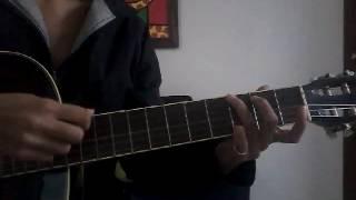Já estou crucificado (Fernandinho) - Versão simplificada - Violão iniciante