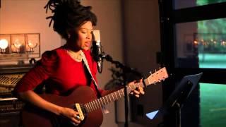 "Valerie June performs ""The Star-Spangled Banner"""