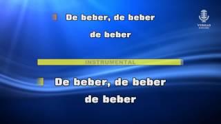 ♫ Karaoke DE BEBER NÃO POSSO DEIXAR - Helder Batista