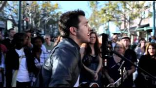 Andy Grammer - Biggest Man in Los Angeles (Live On the 3rd Street Promenade)
