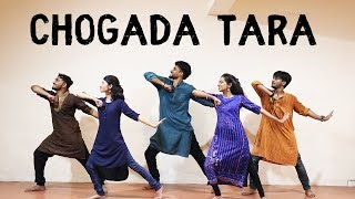 Chogada Tara | Loveratri | Group Dance | Easy Steps | ABDC