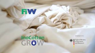 InoCottonGROW – Water Footprint of the Cotton-Textile Industry in Pakistan