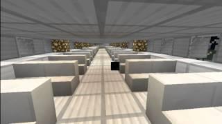 Avião Feito por Mim no Minecraft!