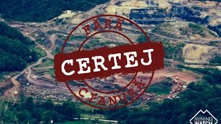 Deva Gold acaparează noi și noi terenuri la Certej!