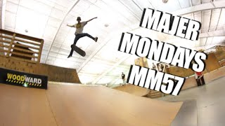 Biggest Gap in WOODWARD MAJER MONTAGE MM57