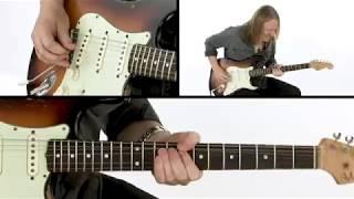 Matt Schofield Guitar Lesson - Simple, Not Easy Performance - Blues Speak