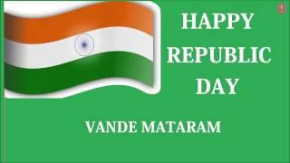 Vande Mataram Deshbhakti Geet Full Audio Song I T-Series Bhakti Sagar