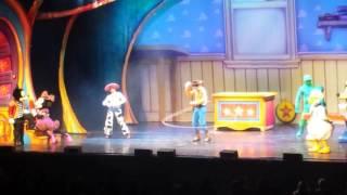 Disney Live! Toy Story 1/10/16
