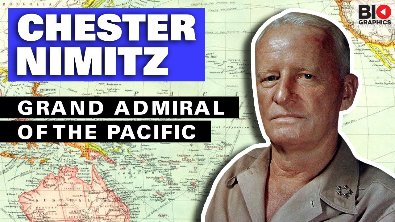 Chester Nimitz : Grand Admiral of the Pacific