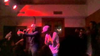 Vybz Niko & Robe One- Indica o sativa (live)