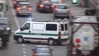 7x Fustw + VUD Polizei Saarbrücken