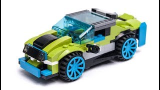 LEGO Creator 31074 MOC Review + instructions