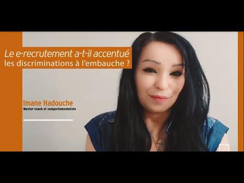 Video : Le e-recrutement a-t-il accentué les discriminations à l'embauche ?