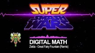 Digital Math - Zelda Great Fairy Fountain (Remix)