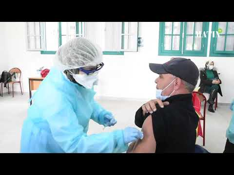 Video : Rabat : Lancement de l'opération de vaccination du personnel enseignant