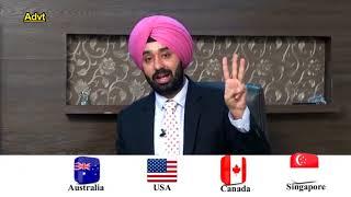 Canada Study Visa - Update Mr. Bhavnoor Singh Bedi (M.D. Pyramid E Services)