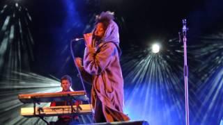 Nneka - Shinning Star en LIVE
