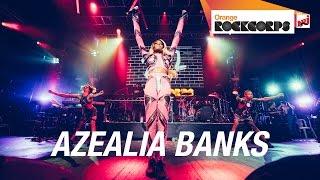 Azealia Banks - Venus (live @ Orange RockCorps Paris 2014)