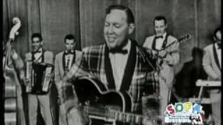 "BILL HALEY & HIS COMETS ""Rock Around The Clock"" on The Ed Sullivan Show"