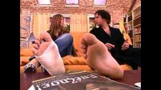 Giorgos Chraniotis feet