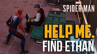 Spiderman PS4: Where to find Student Ethan Location (Tick Tock Side Mission)