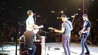 Coldplay - Speed of sound (Live in São Paulo 2016)