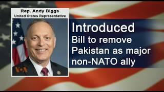 Resolution in US Congress to End Non NATO Status of Pakistan: Asad Ullah Khalid