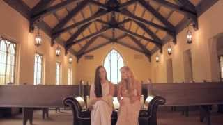 "Megan and Liz ""Oh Holy Night"""