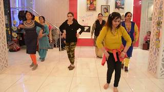 Phulkari | Kaur B | Bhangra | Latest Dance Video 2017 | Jazz Academy Performance